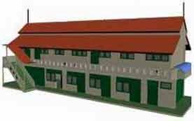 Pemasangan Penangkal Petir Franklin Rod CV. Mitra Technic Global Purwokerto - Jalan Raya Jatilawang Purwokerto Km. 39 - Spesialis Penangkal Petir Handal