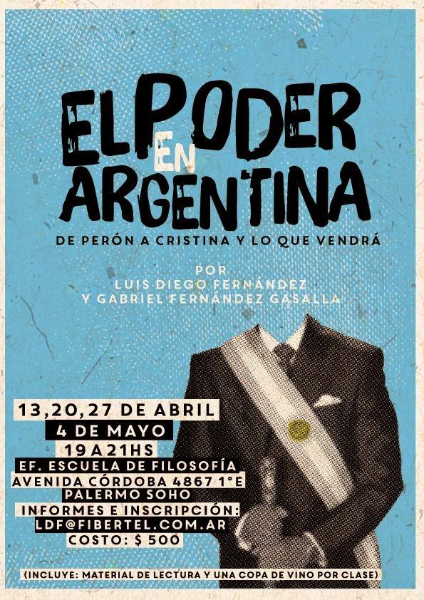 Curso: Poder en Argentina