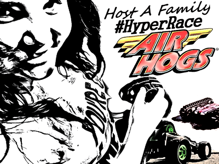 Air Hogs Hypertrax and Hyper Active 5 Remote Control Vehicle #HyperRace