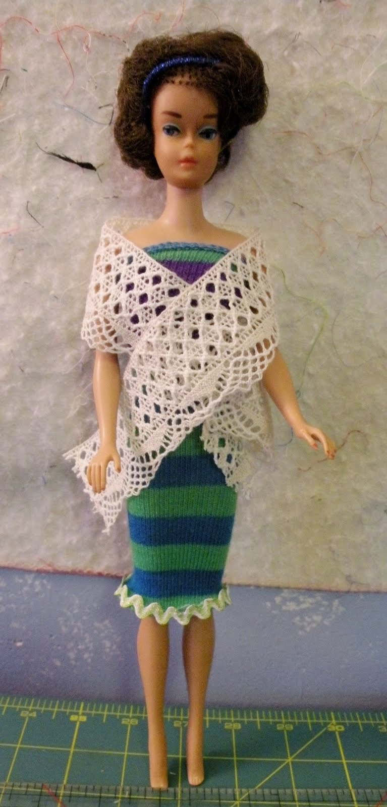Giraffe Dreams: Barbie Doll Clothes - Yikes!
