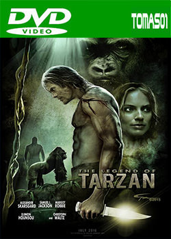 La leyenda de Tarzán (2016) DVDRip