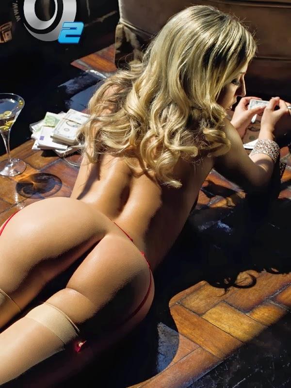 Pietra Pr C Adncipe Pelada Nua Revista Playboy Outubro
