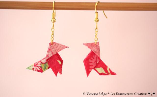 cocotte origami