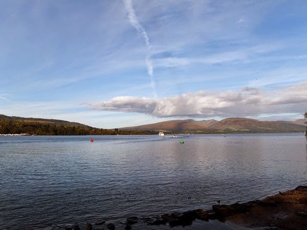 écosse scotland highlands loch lomond balloch