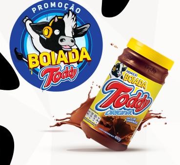 Promoção Boiada Toddy