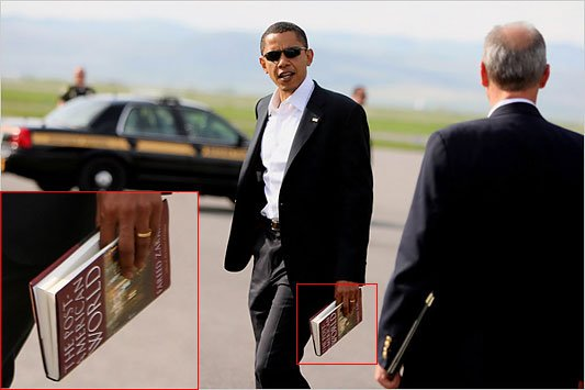 Remember when Obama was photographed with this book in his hand  Why do you think he was reading  THE POST AMERICAN WORLD
