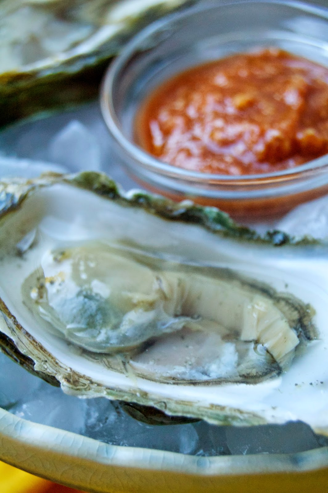 Happy Thanksgiving & Oyster Season in NC | www.kettlercuisine.com