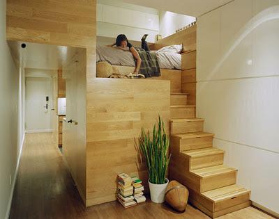 Modernas ideas para huecos de escalera en el 2012 - Huecos de escaleras decoracion ...