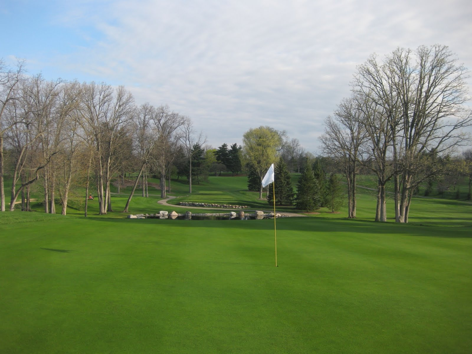 meadowbrook country club golf course maintenance may 2011