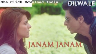 Janam Janam - Dilwale - Song Lyrics