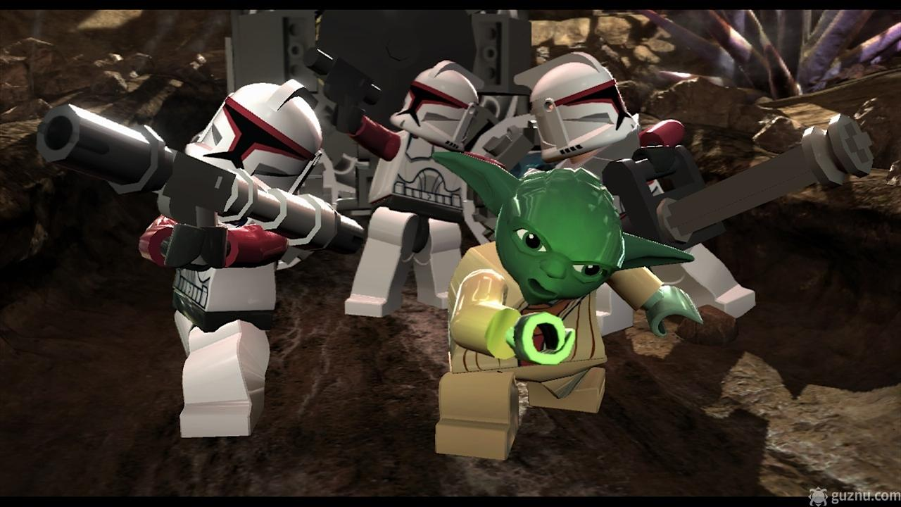 Trailer de lanzamiento de lego star wars iii the clone wars