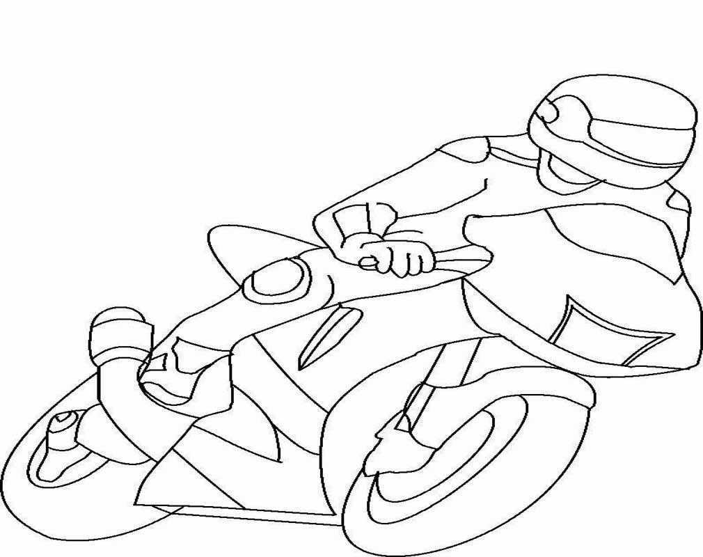 Ide 97 Gambar Sepeda Motor Untuk Diwarnai Terupdate Motor Jepit