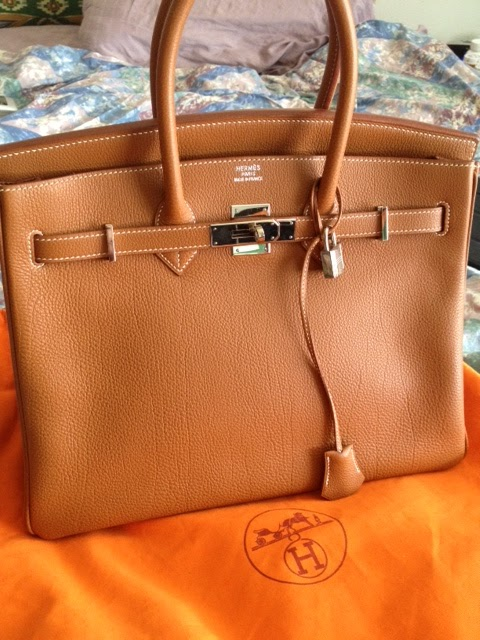 hermes bags for sale - Purse Princess: Authentic Hermes Birkin 35cm Togo Leather by Victoria