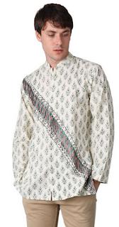 Model Batik Koko untuk Lebaran
