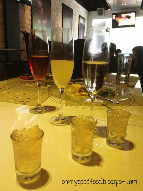 Strong Alcoholic Drink Distilled From Fermented Fruits