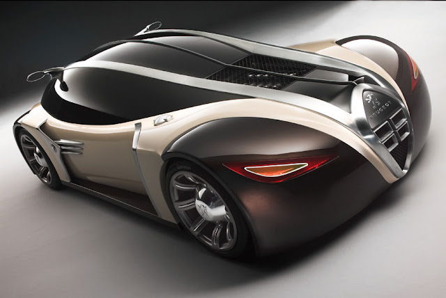 mind blowing car's