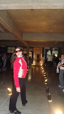 Semana de Moda - Desfile Chilli Beans - Óculos de Sol - Bianca Pian
