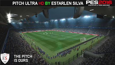 Pitch Ultra HD by Estarlen Silva - PES 2016