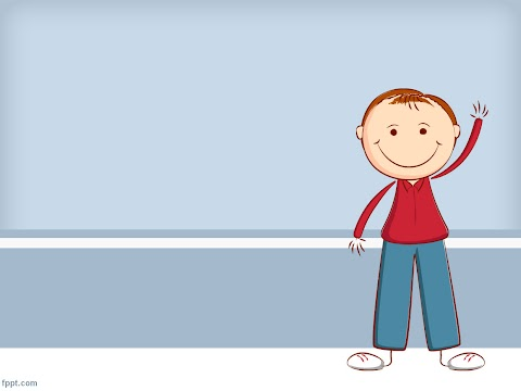 Cute PowerPoint Background 014