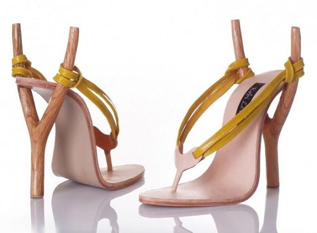 5 High Heels Paling Aneh Di Dunia [ www.BlogApaAja.com ]