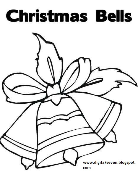 Christmas Bells Widget For Blogger