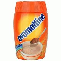 Receita com Ovomaltine. Foto do produto