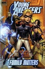 Cover of Young Avengers Volume Two, Family Matters
