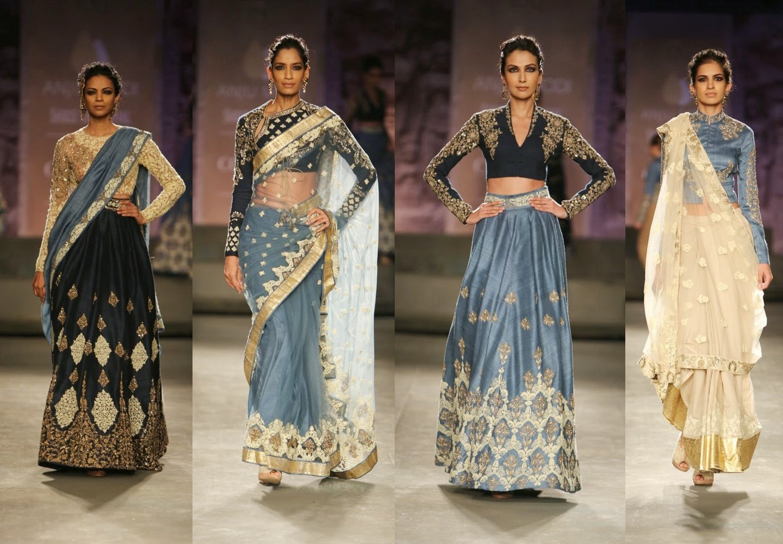 anju+modi+india+couture+week+2014