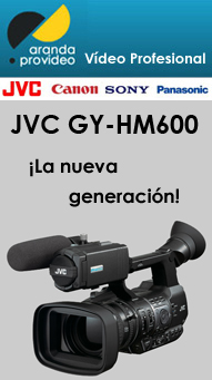 JVC GYHM600