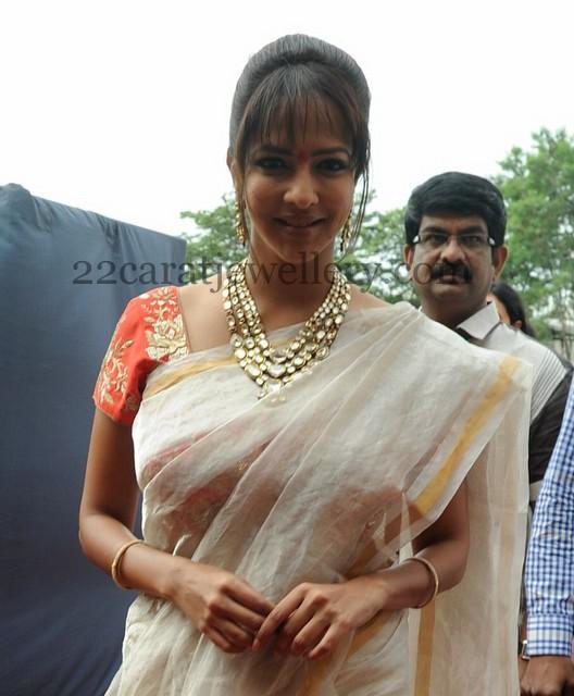 Lakshmi Manchu Jewelry