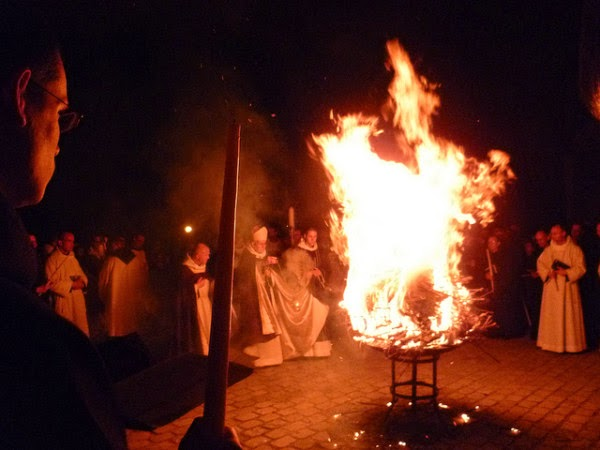 RORATE CÆLI: Fontgombault Sermons for Easter Vigil and Easter Day ...