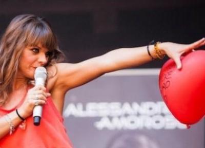 Alessandra Amoroso concerto