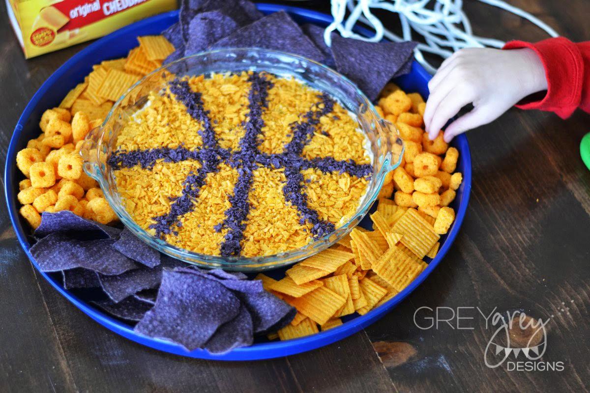 #diprecipe #basketballparty #cheezits #recipe #biggamesnacks #ad