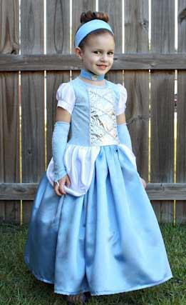 Cinderella Costume.  .  sc 1 st  DIY Costumes & Cinderella Costume   DIY Costumes