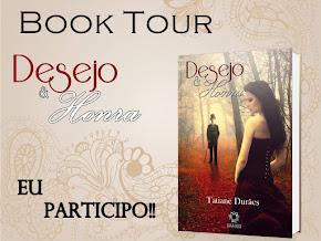 Book tour Desejo e Honra
