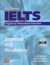 Achieve IELTS Grammar and Vocabulary