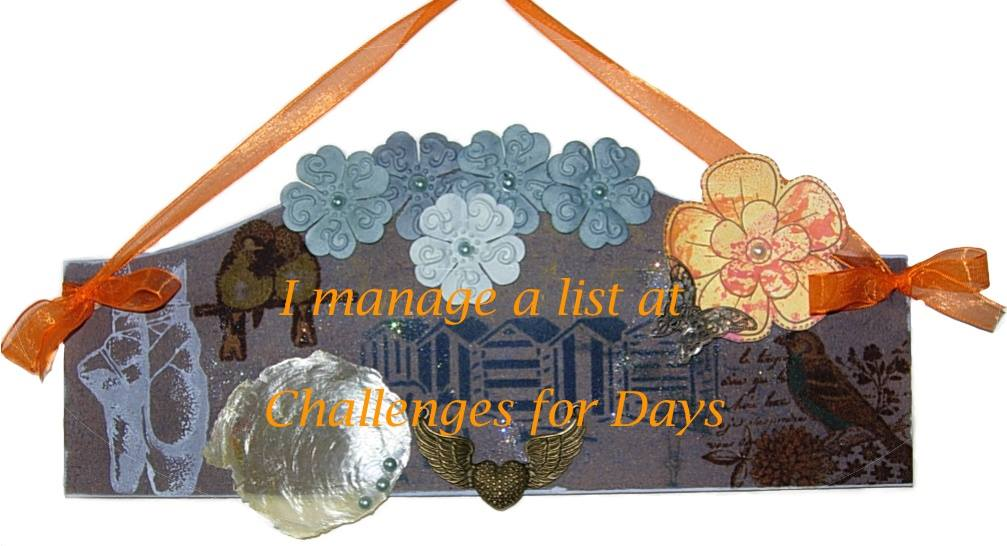 I Manage a List at
