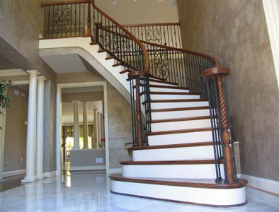 Home design interior design ideas for small hall stairs Design ideas for hallways and stairs
