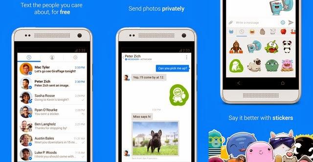 Facebook bác tin đồn theo dõi người dùng từ Mesenger