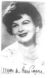 A minha patrona na ADL: Maura de Senna Pereira, a quem rendo homenagem.