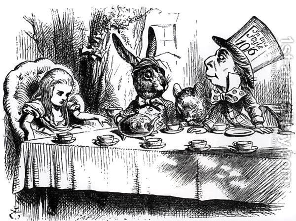 an analysis of the story of alice in lewis carrolls novel alice in wonderland Understanding alice article by:  containing a note on the origins of the alice story  play adaptation of alice in wonderland vol iv of lewis carroll's diaries.