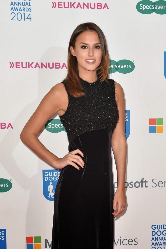Lucy Watson – Guide Dog of the Year Awards in London