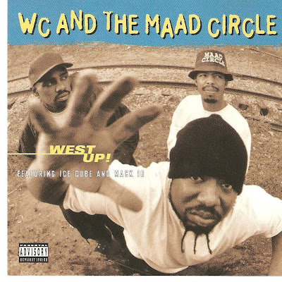 WC & The Maad Circle – West Up! (CDS) (1995) (320 kbps)