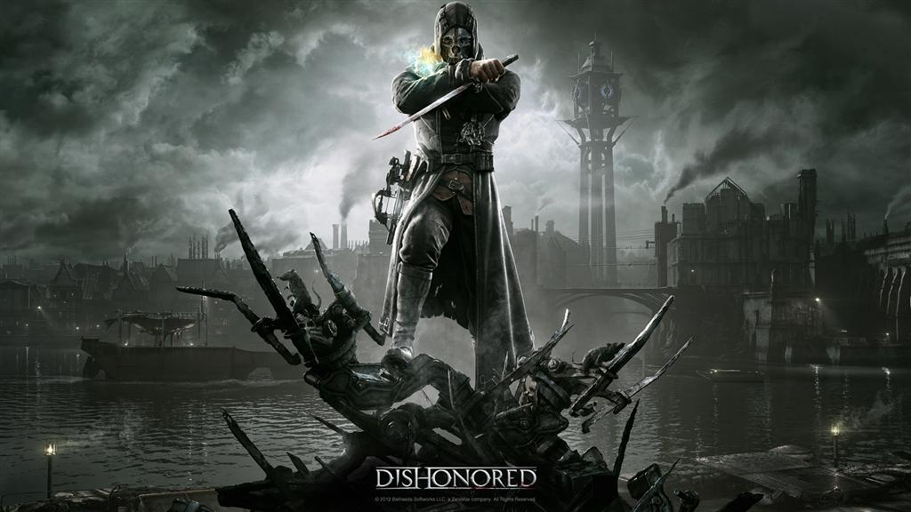 Dishonored HD & Widescreen Wallpaper 0.446533490278453