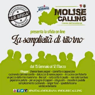 #MoliseCalling #PastaLamolisana
