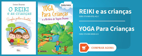 O Reiki e as Crianças e Yoga Para Crianças