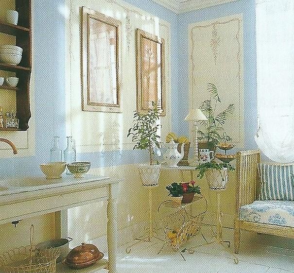I sogni nel cassetto parliamo di stili il gustaviano for Case eleganti interni