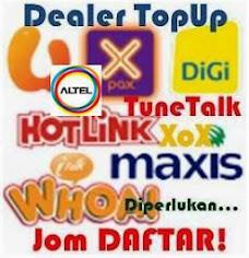 Jom Jadi Agen/Dealer topup