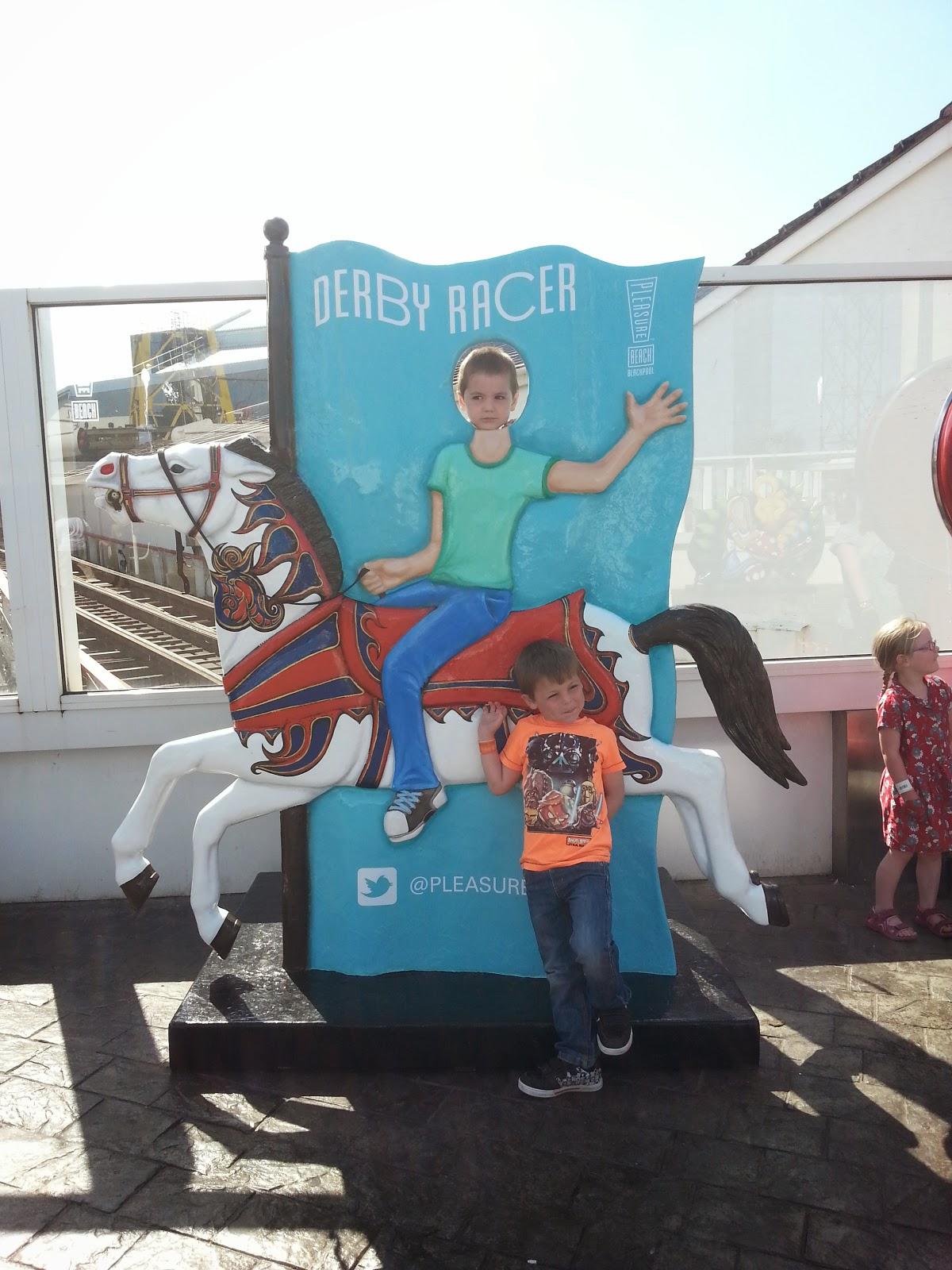 Blackpool Derby Racer