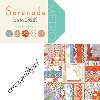 Moda SERENADE Quilt Fabric by Kate Spain